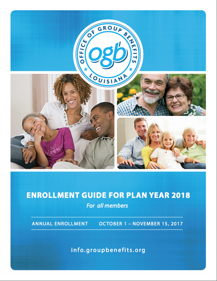 Office of Group Benefits Enrollment Guide