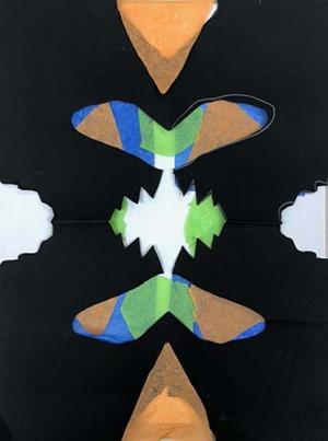 Symmetrical Design Study by Caleb Boone