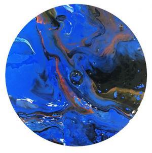 Liquid Acrylic Pour by Colt Schmidt