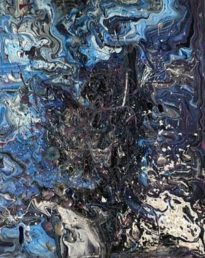 Liquid Acrylic Pour by Jax Noyes