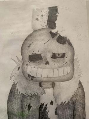 Pencil Sketch by Jasmine Young