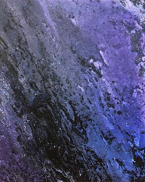 Liquid Acrylic Pour by Jordan Williams