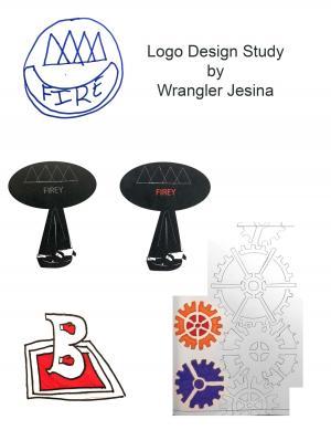 Logo Design Study by Wrangler Jesina