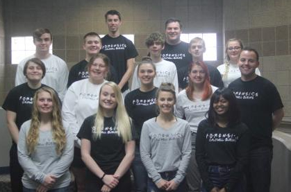 2019 Forensics Team
