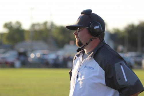 Coach Blosser