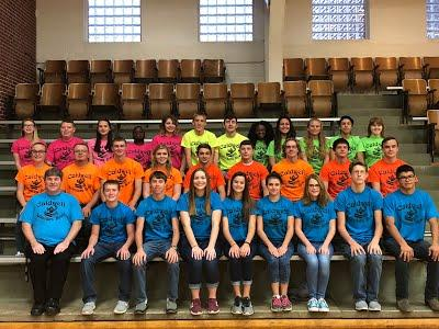 2017-18 HS Scholars Bowl Team