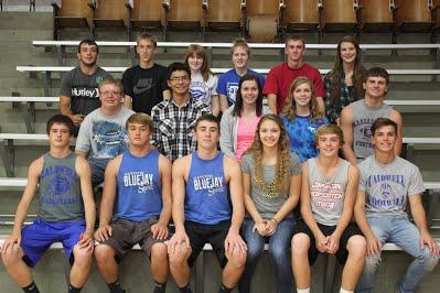 2015-16 HS Scholars Bowl Team