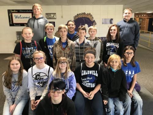 MS Math Relays 2018