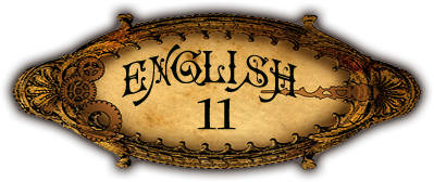 English 11 button