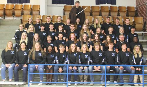 2018-19 Scholars Bowl Team