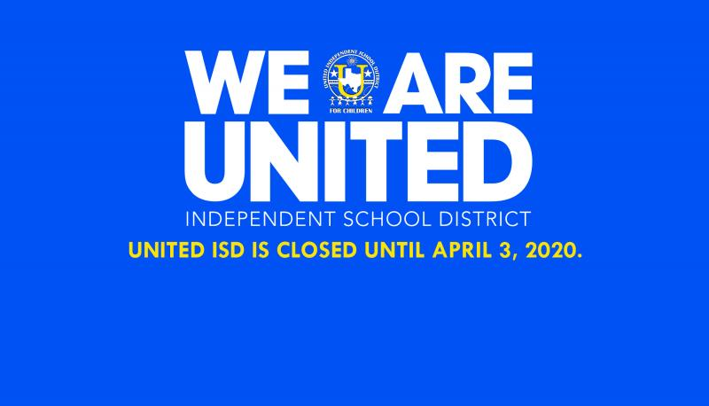 EXTENDED DISTRICT CLOSURE THROUGH APRIL 3, 2020