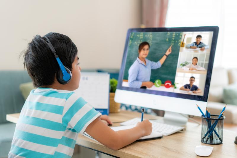 Enseñanza por Videoconferencia   por  Enfermedades TEMPORALES