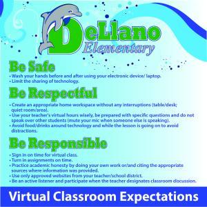 Virtual Classroom Expectations