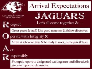 Arrival Expectations