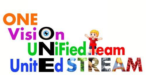 STREAM Logo One Vision
