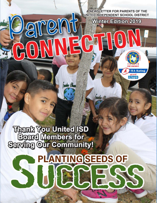 Parent Connection News Letter