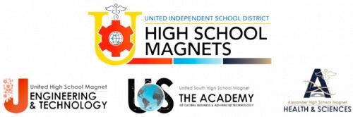 High School Magnet Crests