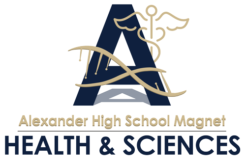 Alexander High School Magnet brochure