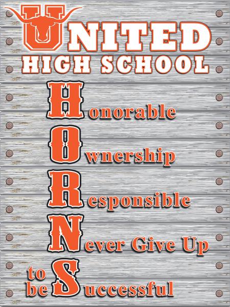 united high school