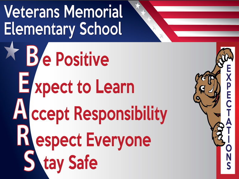 veterans memorial elementary school