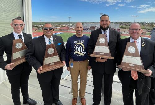 Region 14 UIL Marching Contest a Big Success