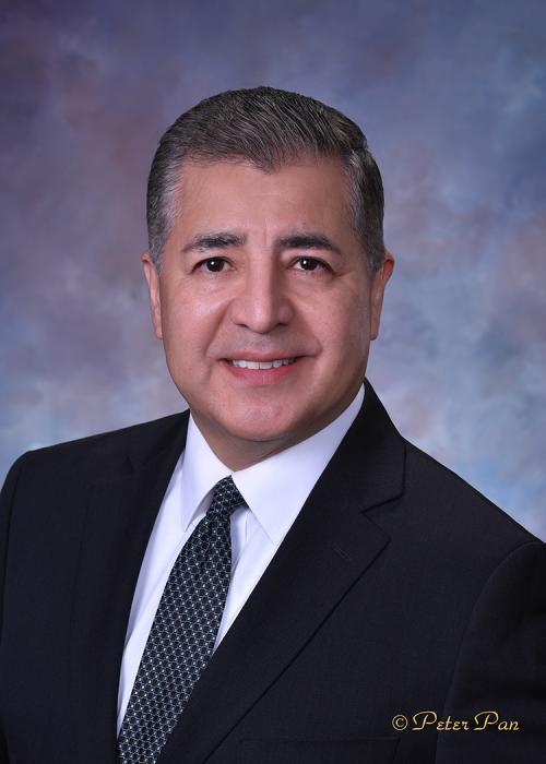David H. Gonzalez - Superintendent