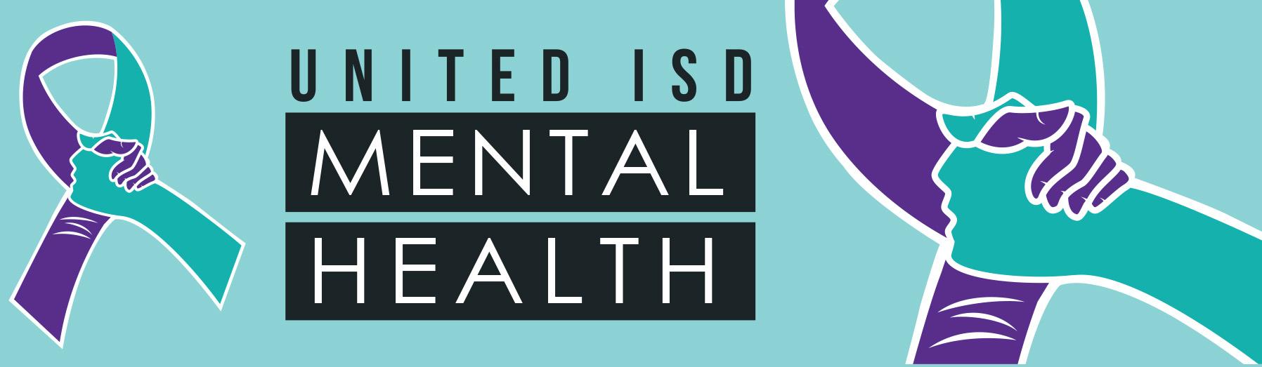 Mental Health Awareness Ribbon Logo