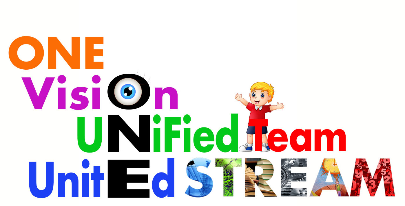 one vision unified team united stream