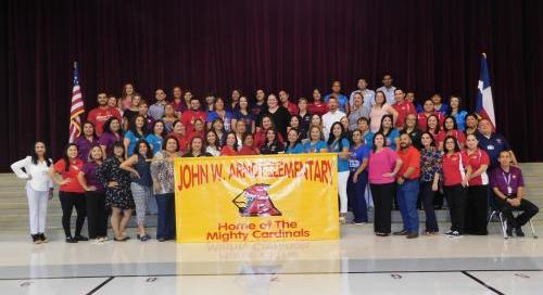 J.W. Arndt Elementary School Staff