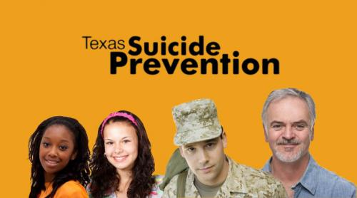 Texas Suicide Prevention image