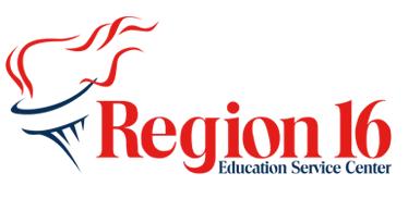 Region 16 logo