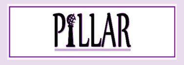 Pillar mental health website logo