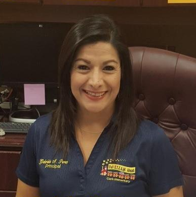 Picture of Gabriela Perez School Principal
