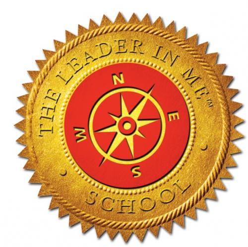 The Leader in Me Lighthouse Status School Logo