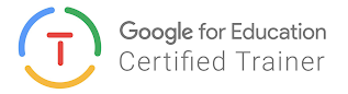 Google for Education Certified Trainer Logo