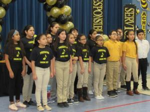 Freedom Elementary Choir
