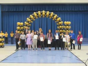 Induction Ceremony 2017-2018