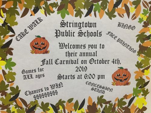 Stringtown Fall Carnival