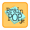 Image that corresponds to Brain Pop Jr.