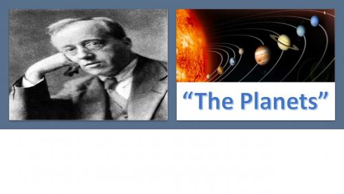 Composer and Planets