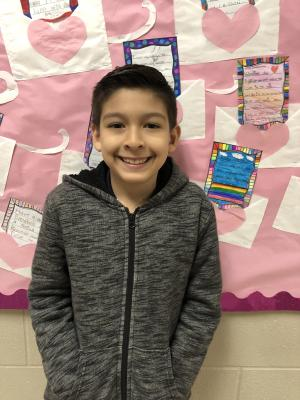 Vocabulary Bee - 3rd Grade - Oziel Castor