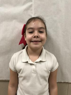 Vocabulary Bee - 2nd Grade - Julissa Galeazzi
