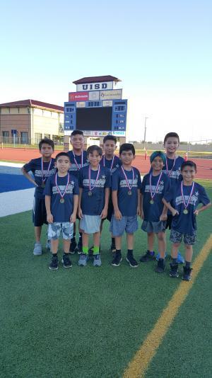 4th Grade Boys