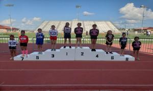 Top Ten 3rd Grade Girls - 8th Place: Bryana Hernandez