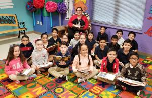 Mrs. Trevino's 2nd Grade Class with 114 Points 10/22/18 to 10/26/18