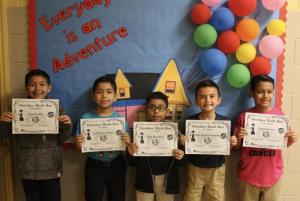 3rd Grade Math Bee Champions and Participants