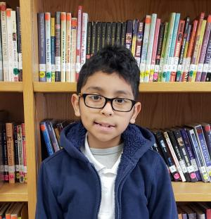 Math Bee - 3rd Grade - Jose Mendoza