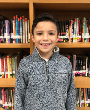 Math Bee - 2nd Grade - Marcelo Gamboa