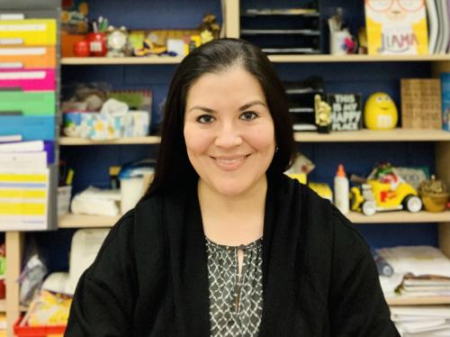 Belinda Crawford-School Counselor