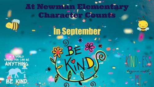 Kindness at Newman Elementary